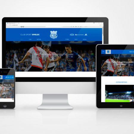 Sitio Web - CS EMELEC