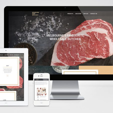 One Page - Melbourne Meat Merchant