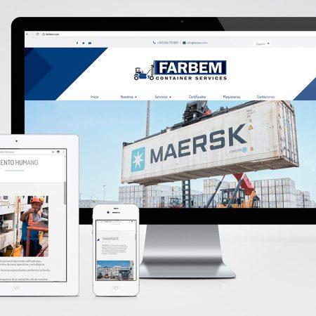 Sitio Web - FARBEM