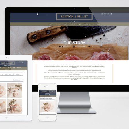 Tienda Virtual - Scotch&Fillet