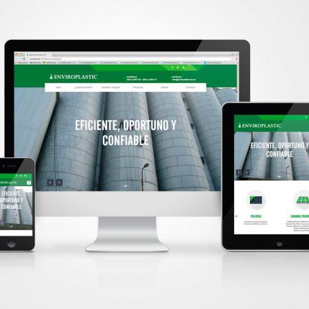 Sitio Web - ENVIROPLASTIC