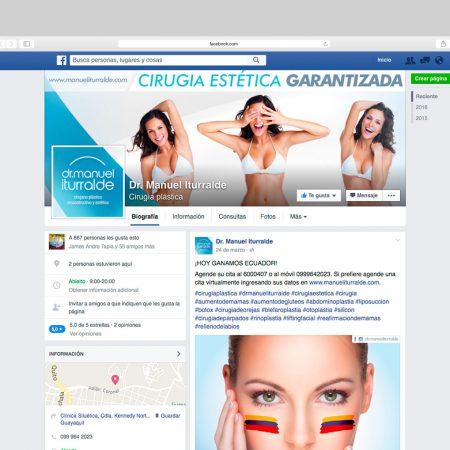 Redes Sociales - Dr. Iturralde